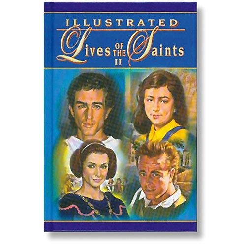 Illustrated Lives of Saints II