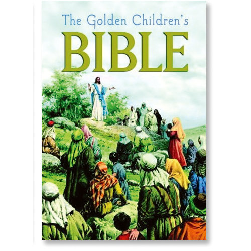 The Golden Children's Bible