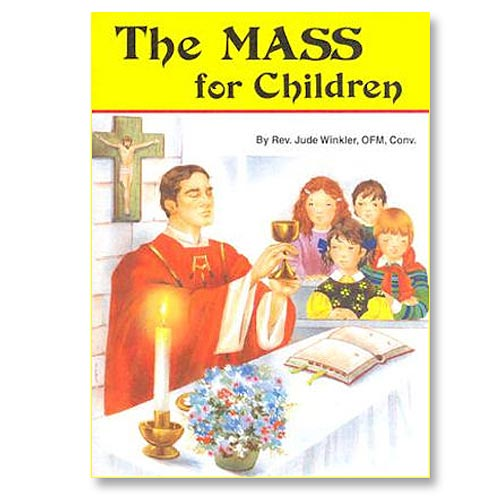 The Mass for Children - St Joseph Picture Book Series