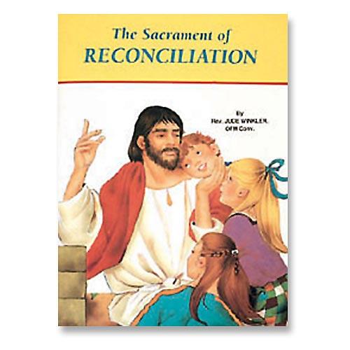 The Sacrament of Reconciliation - Saint Joseph Picture Book