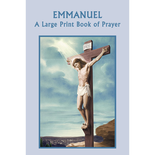 Emmanuel A Large Print Book of Prayer