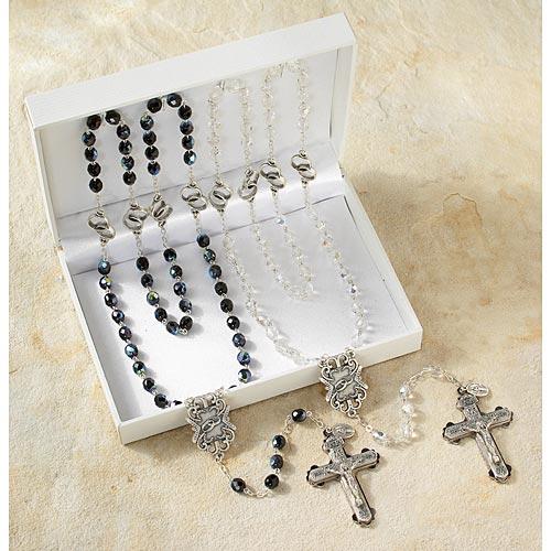 HomeGiftsWedding GiftsWedding Rosaries Gift Set