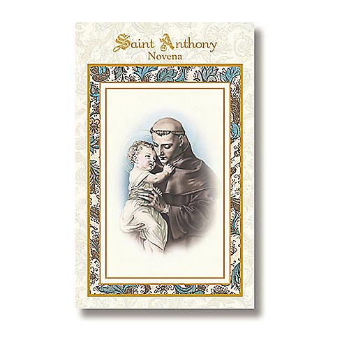 Saint Anthony Novena Book
