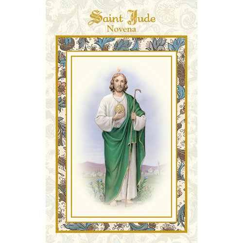 Saint Jude Novena Book