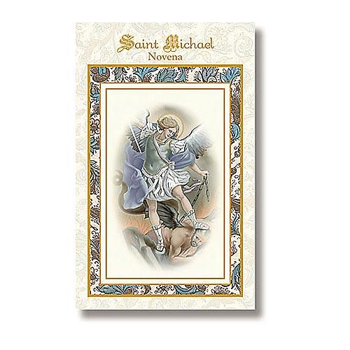 Saint Michael Novena Book