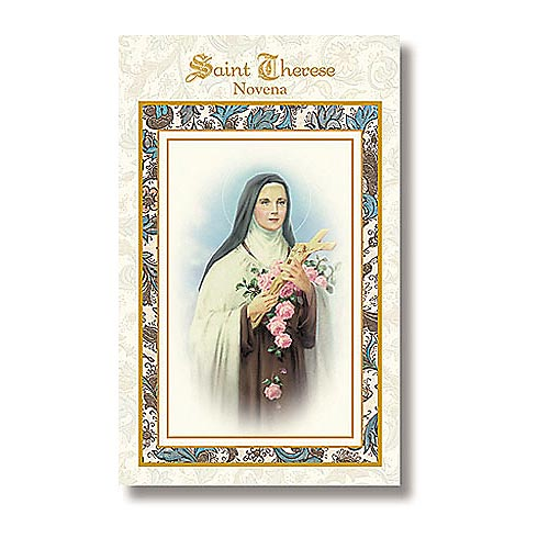 Saint Therese Novena Book