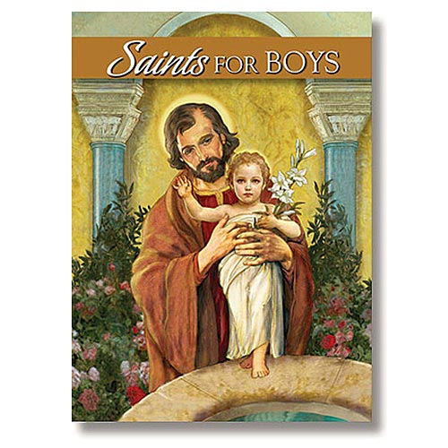 Saints for Boys - Aquinas Press Publications
