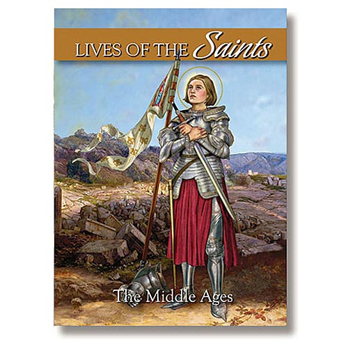 Lives of the Saints Volume III