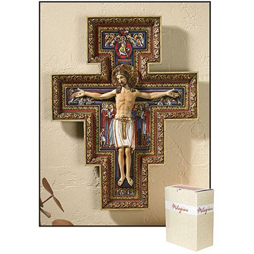 San Damiano Crucifix