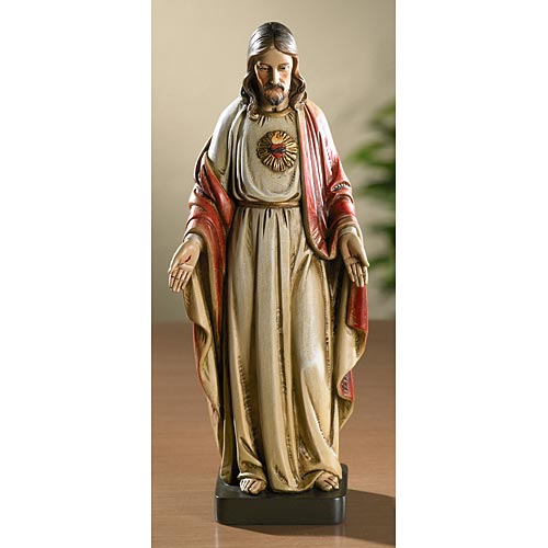 Sacred Heart of Jesus - Statue for Catholics