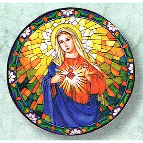Immaculate Heart Static Sticker