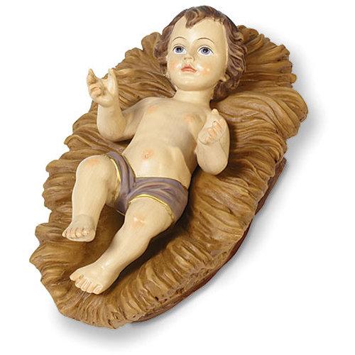 Infant Jesus in Crib