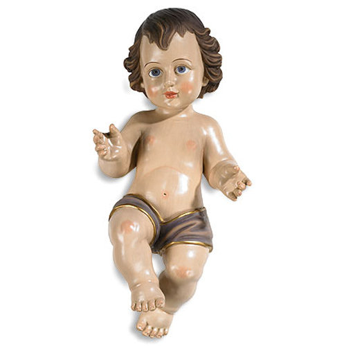Infant Jesus Figurine