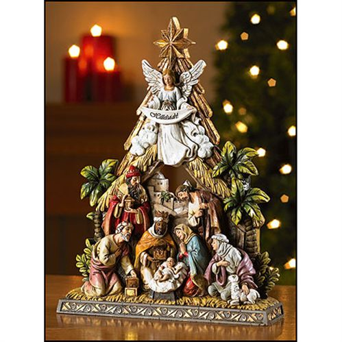 Nativity Christmas Figurine