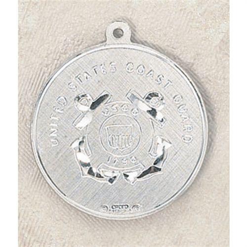 Saint Christopher Coast Guard Medal