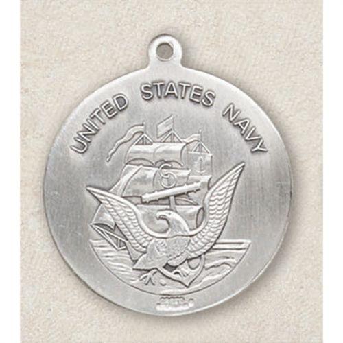 Saint Christopher Navy Medal