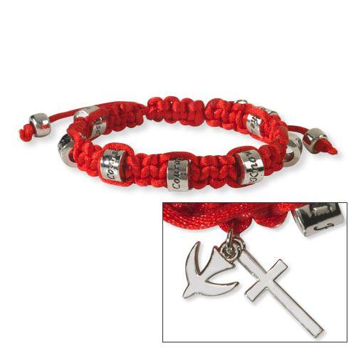 Holy Spirit Confirmation Bracelet