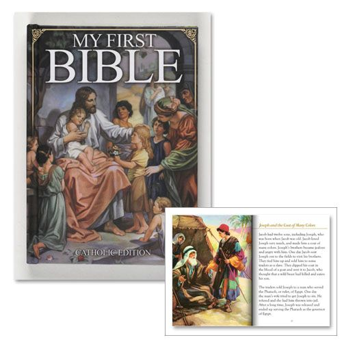 My First Bible - for ages 5-9