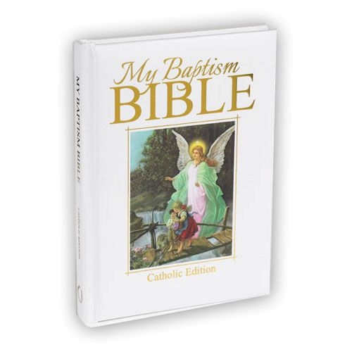 My Baptism Bible - for Catholic Children Ages 5-9