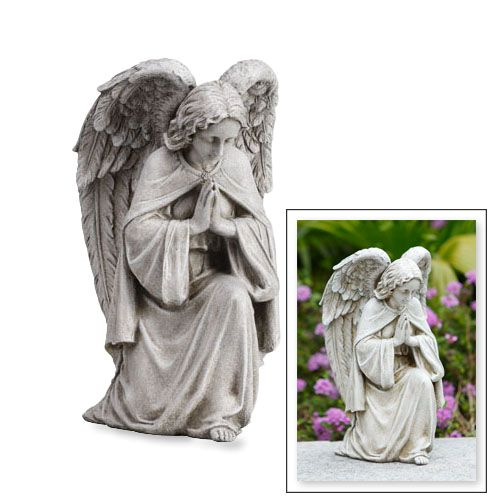 Praying Angel - Garden Figurine
