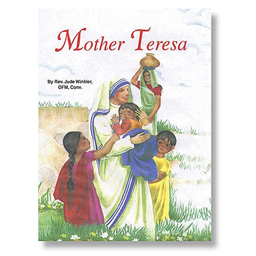 Mother Teresa - Saint Joseph Picture Book