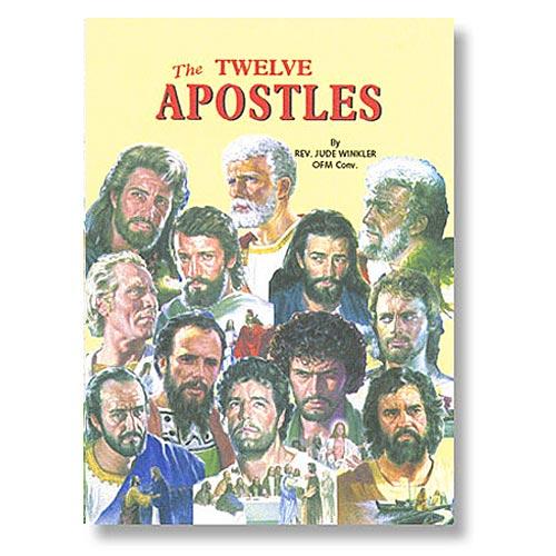 The Twelve Apostles - Saint Joseph Picture Book