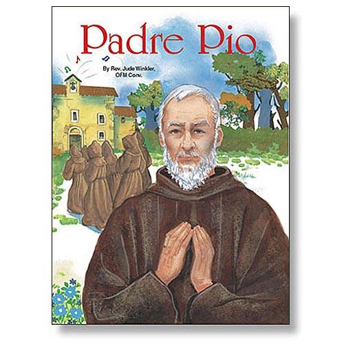 Padre Pio - Saint Joseph Picture Book