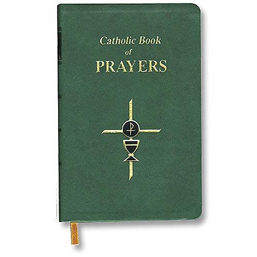 Catholic Book of Prayers - Giant Print - Catholic Book Publications