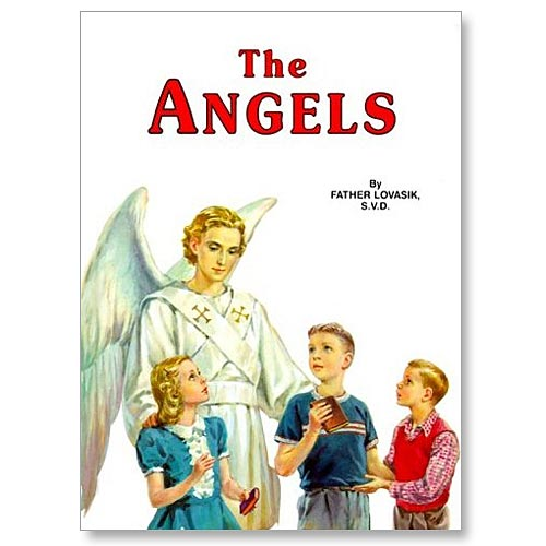 The Angels - Saint Joseph Picture Book