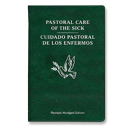 Pastoral Care of the Sick - Bilingual - Catholic Book Publication
