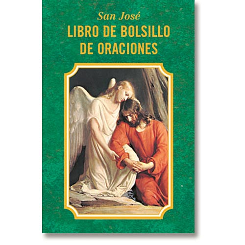 Libro de Bolsillo de Oraciones - Catholic Book Publication
