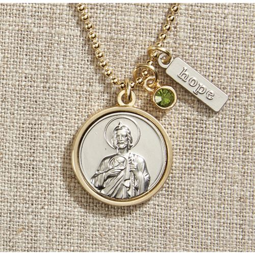 Saint Jude Necklace
