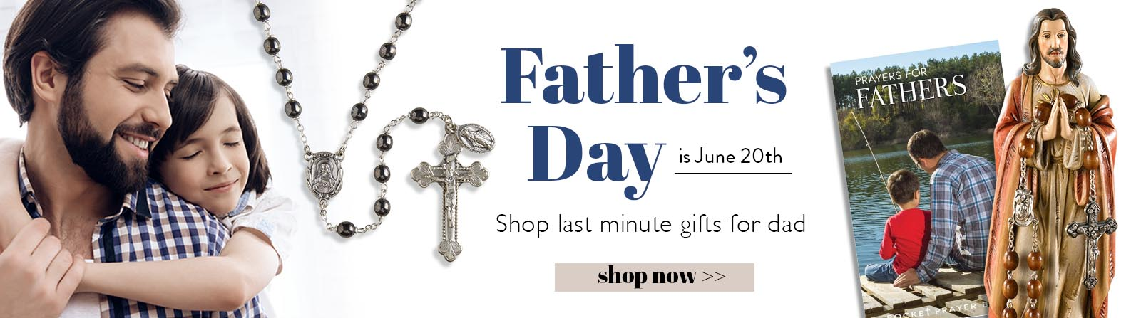 Father's Day is June 20. Shop last minute gifts for dad. - Shop now!