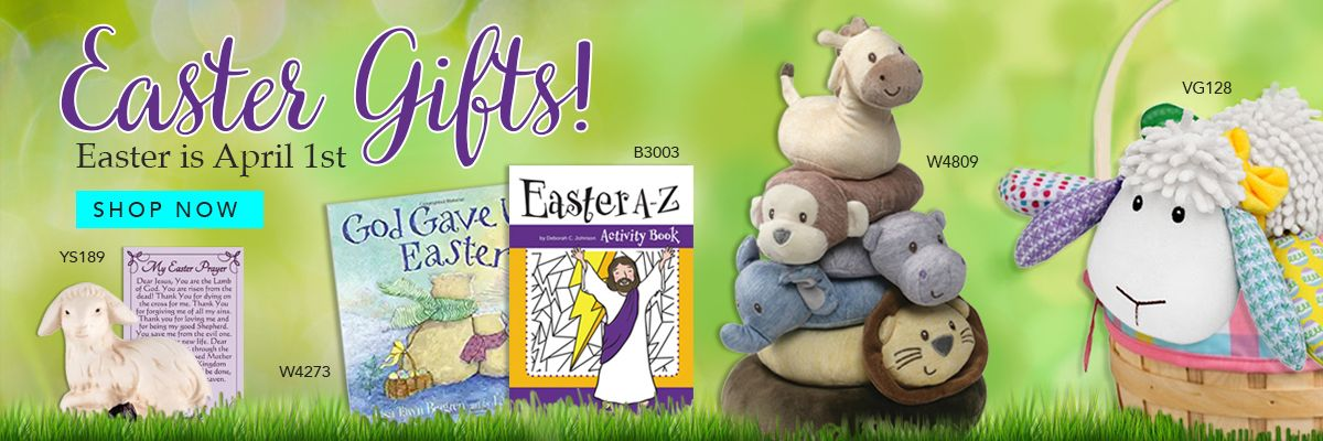 Easter Gifts! Easter is April 1st!