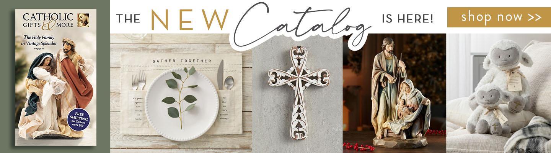 New Catalog - Shop Now!