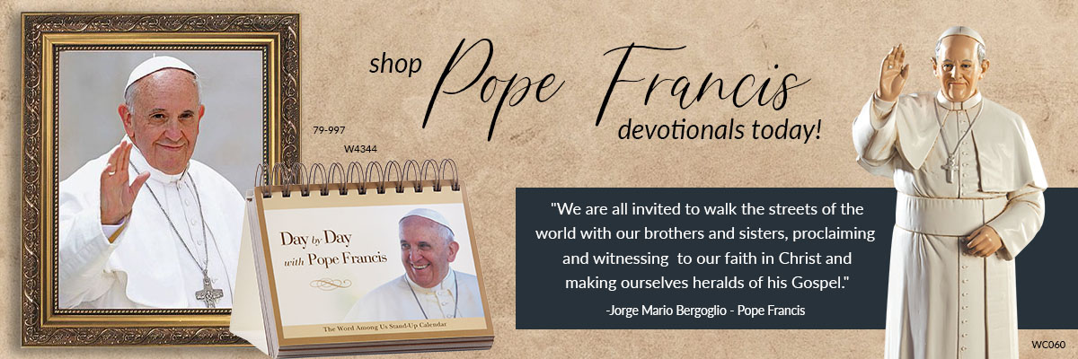 Catholic Gifts and More Pope Francis