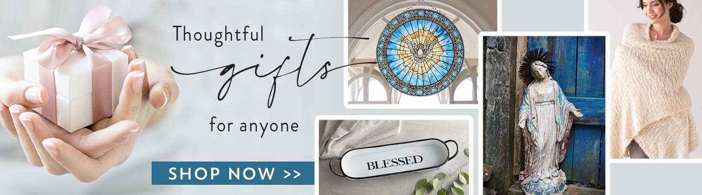 Shop thoughtful gifts for anyone!