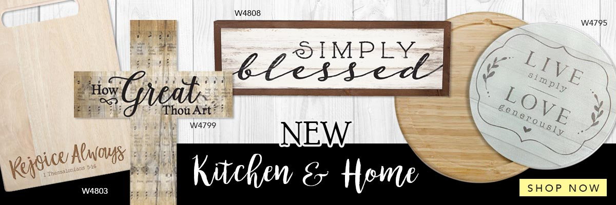 New Gifts for Kitchen & Home