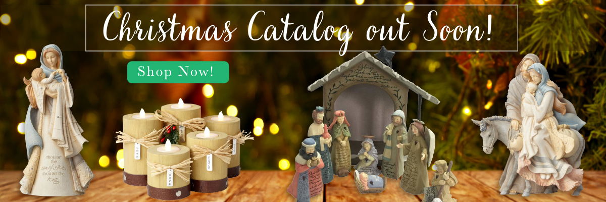 Christmas Catalog out Soon! Shop Now
