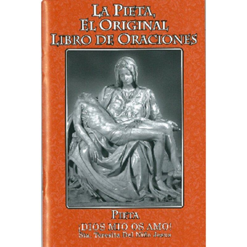 Spanish Pieta Prayer Book