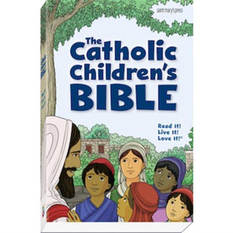 The Catholic Children's Bible - Hardcover Edition