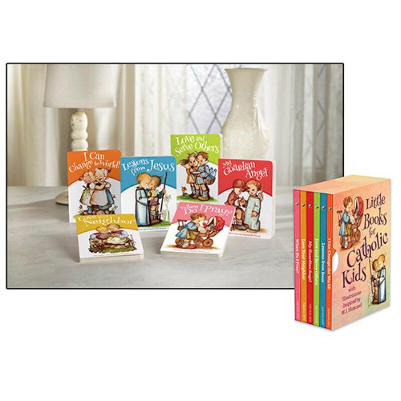 Little Books for Catholic Kids - Hummel Illustrations Set/6