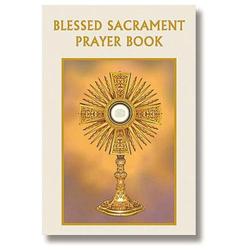 Blessed Sacrament Prayer Book - Aquinas Press Publication
