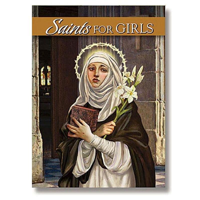 Saints for Girls - Aquinas Press Publication