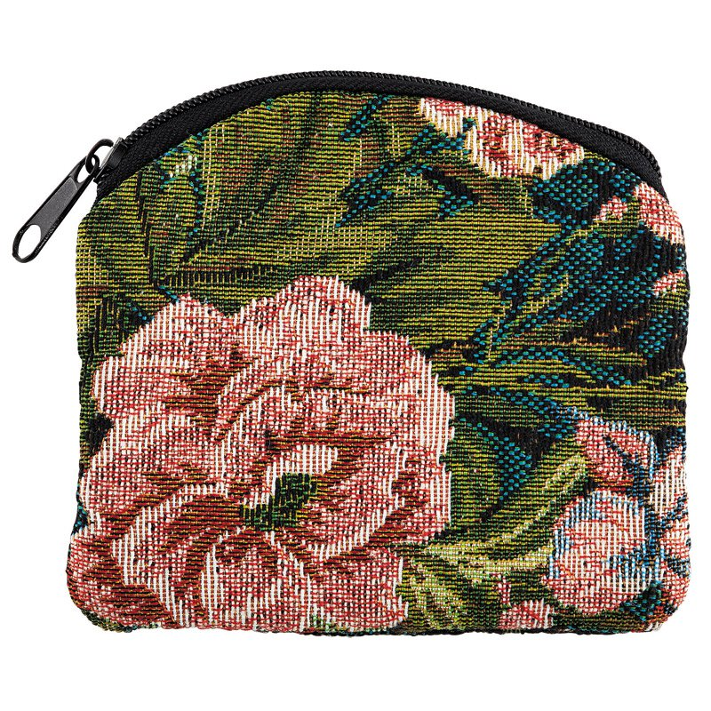Tapestry Catholic Rosary Case