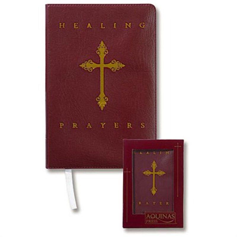 Healing Prayers Gift Edition - Aquinas Press