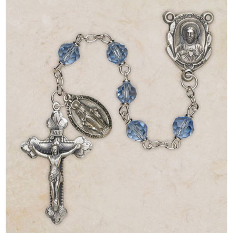 Cielo Rosary with Miraculous Medal