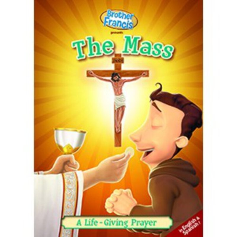 The Mass - Brother Francis DVD