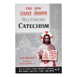 Saint Joseph Baltimore Catechism - for Grades 6-8