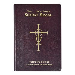 St Joseph Sunday Missal - Complete 3-yr Cycle Edition